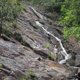 Wanderung von Franzi von Ganz Unverblümt in Thailand