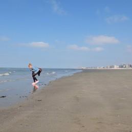 Franzi von Ganz Unverblümt auf Reisen an der Ostsee