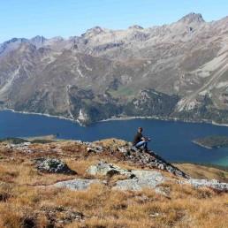 Aufenthalt in der Schweiz von Meisterfloristin Franzi von Ganz Unverblümt