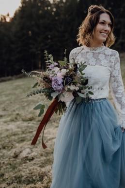 Hochzeitsfloristik natürlich wild von Ganz Unverblümt Bayrischer Wald
