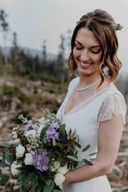 Blumenkunst und Hochzeitsfloristik von Franzi Ganz Unverblümt Bayrischer Wald