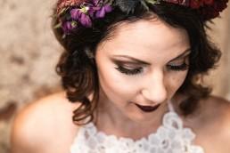 Nahaufnahme Braut Style Shoot Mexican von Ganz Unverblümt Straubing Deggendorf