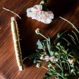 Material für Blumenkranz Workshop von Ganz Unverblümt Straubing Deggendorf